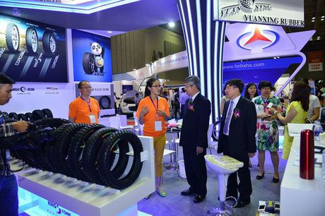 Trien lam Saigon Autotech & Accessories 2017 se quy mo nhat tu truoc toi nay - Anh 4