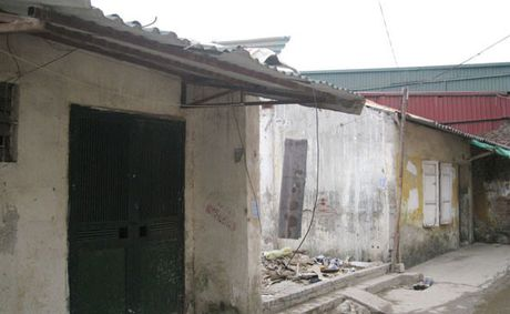 Ngay 30/11, cuong che GPMB du an cai tao muong T8A Kim Giang - Anh 1