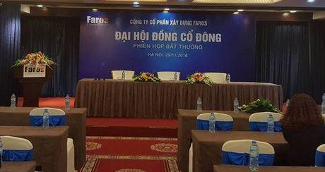 DHCD bat thuong ROS: Nong chuyen phat hanh co phieu tang von - Anh 1
