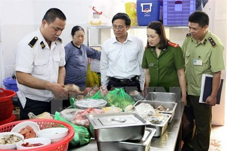 Xay dung du lieu de nguoi dan de nhan biet co so kinh doanh thuc pham an toan - Anh 1