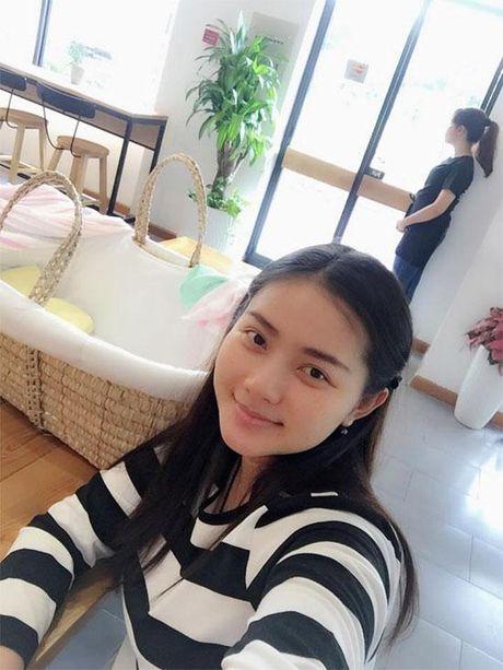 Phan Nhu Thao lan dau he lo hinh anh can mat cua be Bo Cau - Anh 5