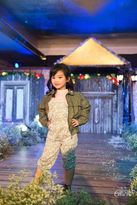 EllieVu in Love Fashion Show - Dem thoi trang cua tinh mau tu - Anh 5