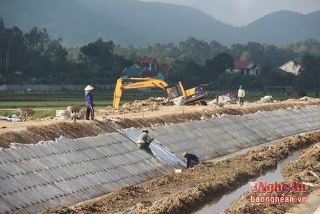 Quy hoach thuy loi o Nghe An den 2030: Tuoi on dinh cho 107.000 ha canh tac - Anh 2