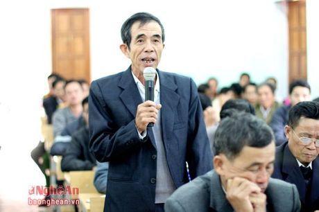 Cu tri Tuong Duong: De nghi tang chi phi dich vu moi truong rung - Anh 2