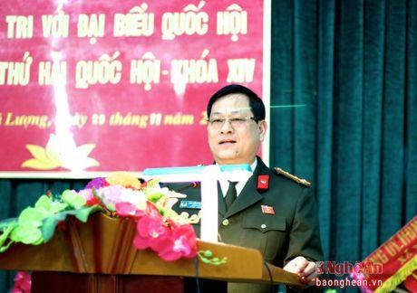 Cu tri Tuong Duong: De nghi tang chi phi dich vu moi truong rung - Anh 4