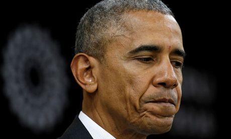 Obama khong den du le tang Fidel Castro - Anh 1