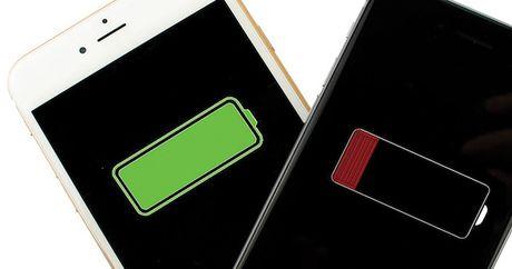 iOS 10.1.1 khien iPhone bi tut pin bat thuong - Anh 1