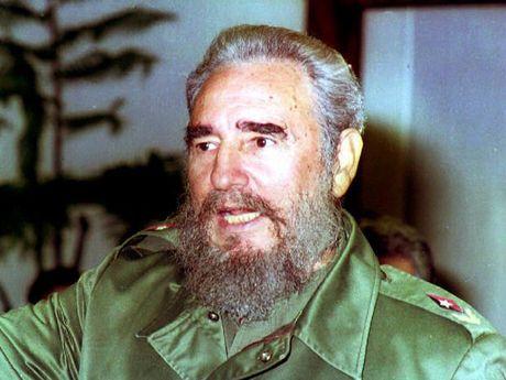 Fidel Castro voi Cong doan Viet Nam - Anh 1
