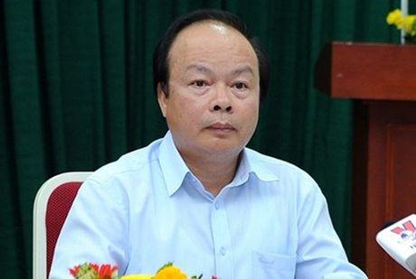 Thu truong Bo Tai chinh Huynh Quang Hai: Khong co chuyen muc khoan xe cong 9-10 trieu dong/thang - Anh 1