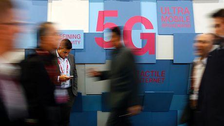 LG hop tac Intel phat trien cong nghe 5G cho xe hoi - Anh 1