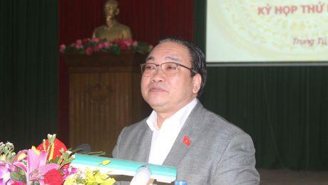 Bi thu Ha Noi chi mat 33 to chuc toi pham phai triet pha - Anh 1