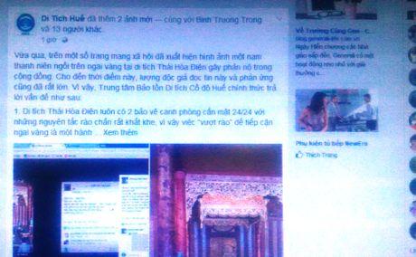 'Nam thanh nien ngoi tren ngai vang' trieu Nguyen la anh ghep - Anh 2