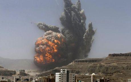 Hoa binh bi thoi bay tai vung dat dau kho Yemen - Anh 1