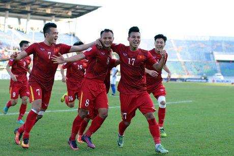 Truoc ban ket AFF Cup 2016, tuyen Viet Nam nhan thuong nong - Anh 1
