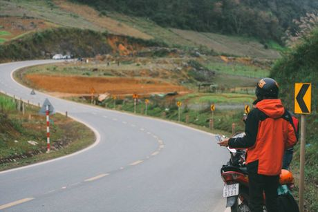Hoa cai phu sac trang khap nui doi Moc Chau - Anh 10