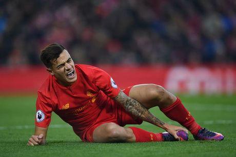 Liverpool nhan tin soc tu Coutinho - Anh 1