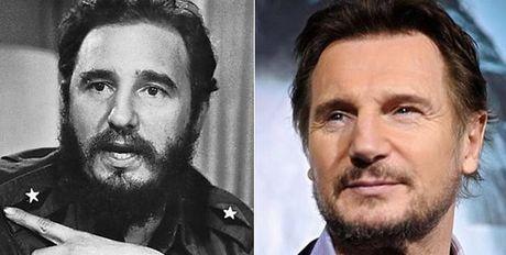 Fan keu goi sao 'Taken' dong phim ve lanh tu Fidel Castro - Anh 2
