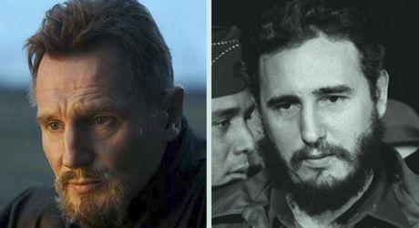Fan keu goi sao 'Taken' dong phim ve lanh tu Fidel Castro - Anh 3