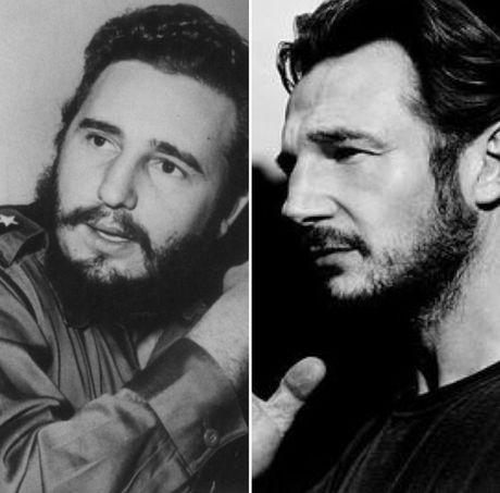 Fan keu goi sao 'Taken' dong phim ve lanh tu Fidel Castro - Anh 4