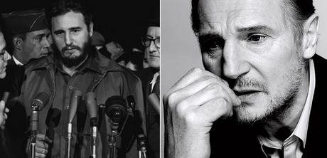 Fan keu goi sao 'Taken' dong phim ve lanh tu Fidel Castro - Anh 5