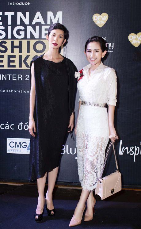 Tram Nguyen noi bat tai Vietnam Designer Fashion Week 2016 - Anh 3