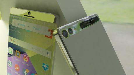 Anh y tuong Nokia Edge man hinh cong do nguoi Viet thiet ke - Anh 11