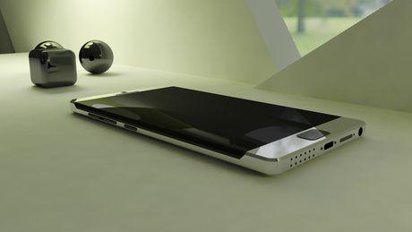 Anh y tuong Nokia Edge man hinh cong do nguoi Viet thiet ke - Anh 2