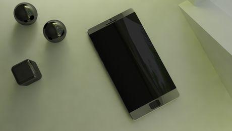 Anh y tuong Nokia Edge man hinh cong do nguoi Viet thiet ke - Anh 4