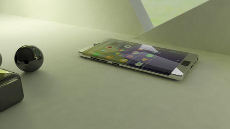 Anh y tuong Nokia Edge man hinh cong do nguoi Viet thiet ke - Anh 7