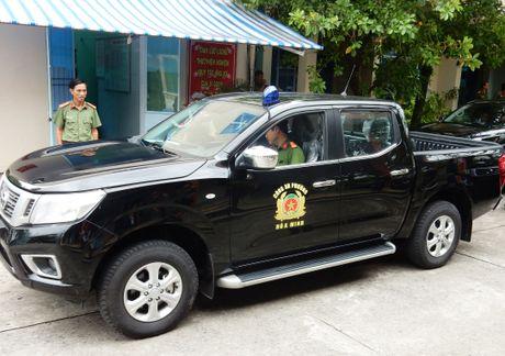 Da Nang chi 70 ty dong mua 56 oto, xe may cho cong an phuong - Anh 1