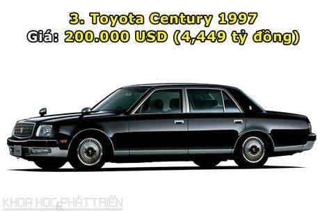 Top 10 sieu xe dat nhat trong lich su hang Toyota - Anh 3
