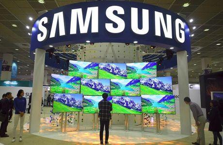 Samsung can nhac phan tach cong ty thanh hai - Anh 1
