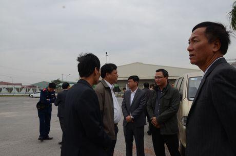 Uy ban ATGT Quoc gia kiem tra tai trong xe tai Hung Yen - Anh 1
