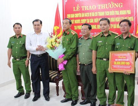 Chu tich Da Nang: Thanh pho khong co cho dung thu cho toi ac - Anh 3