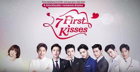 Phim 7 First Kisses - 7 nu hon dau: Long lanh dan my nam - Anh 1