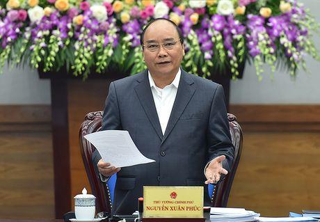 Thu tuong Chinh phu: Bat tay ngay vao cong viec, khong de tinh trang 'thang Gieng la thang an choi' - Anh 1