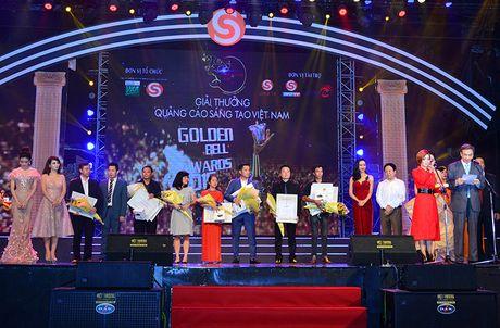Vietstarmax lot top 10 y tuong quang cao sang tao Golden Bell 2016 - Anh 1