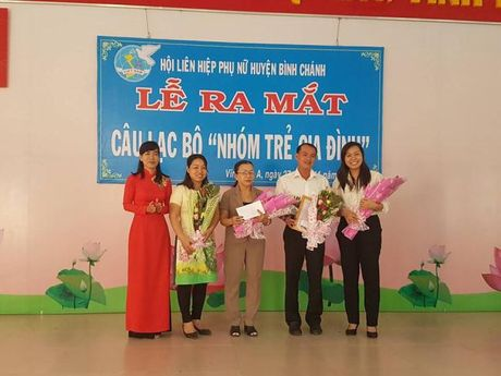 H.Binh Chanh: Ra mat CLB nhom tre gia dinh - Anh 2