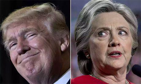 Kiem phieu lai, ba Clinton kho chuyen bai thanh thang - Anh 1