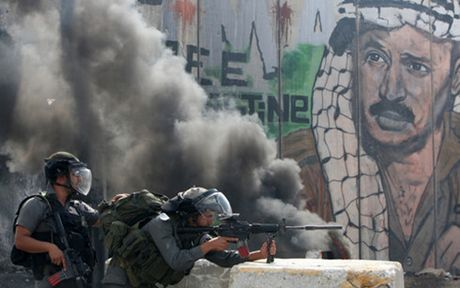 Cuu Tong thong My keu goi cong nhan nha nuoc Palestine - Anh 1
