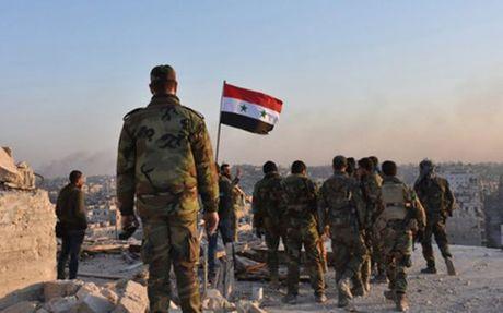 Quan doi Syria giai phong 40% lanh tho phia dong Aleppo - Anh 1