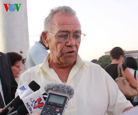 'Toi khong the tuong tuong duoc Fidel Castro da ra di' - Anh 2