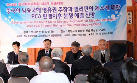 Phan quyet tu PCA mo ra co hoi giai quyet tranh chap o Bien Dong - Anh 1