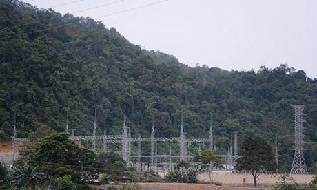 Dua vao van hanh TBA 220 kV Bao Lam (Cao Bang) - Anh 1