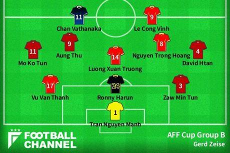 5 tuyen thu Viet Nam lot doi hinh tieu bieu vong bang AFF Cup 2016 - Anh 1