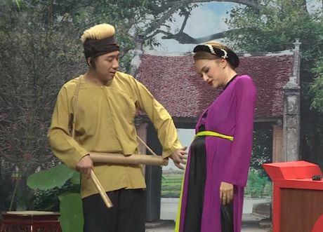 Tran Thanh, Truong Giang co dang dua qua tron tren truyen hinh? - Anh 2