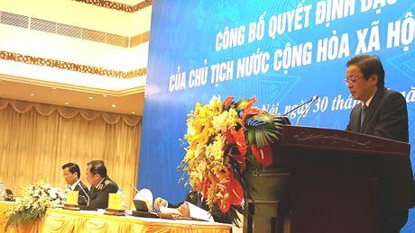 Cuu TGD PMU 18 Bui Tien Dung khong duoc dac xa dot nam 2016 - Anh 1