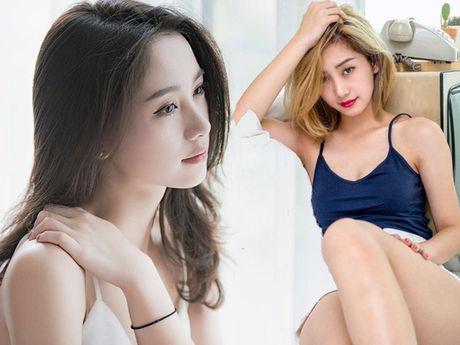 'Co be tra sua' thay doi sexy den ngo ngang - Anh 1