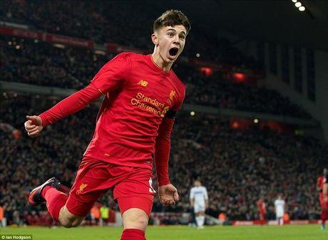 Liverpool 2-0 Leeds Utd: Jurgen Klopp lai ghi diem - Anh 4