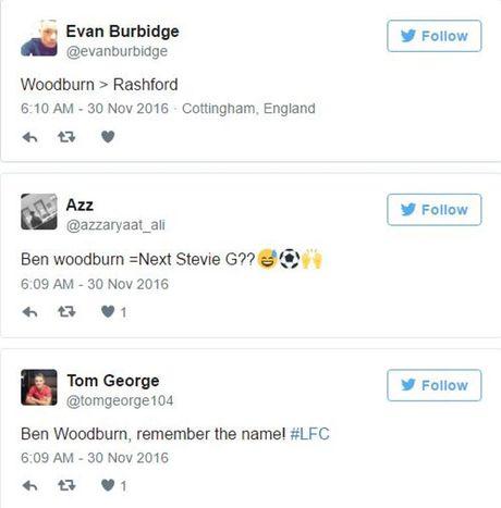 Fan Liverpool khen Ben Woodburn nhu Gerard moi, gioi hon ca Rashford - Anh 2